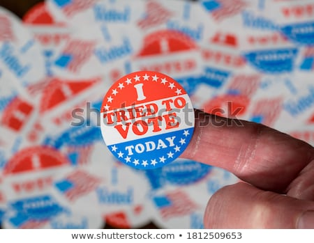 Voter Suppression Stock photo © Lightsource