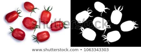 Tomates tipo fruto fresco Foto stock © maxsol7