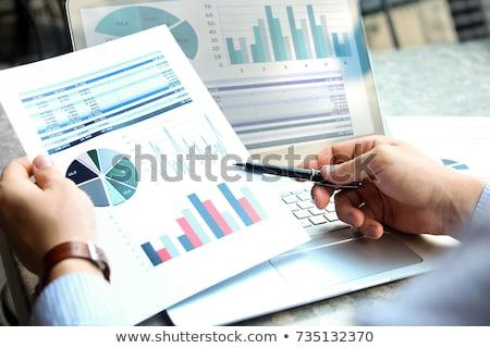 Financial analyst stock photo © pressmaster