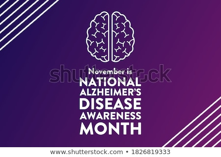 banner for Awareness Month  Stock photo © Olena