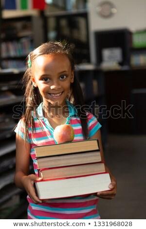 Görmek sevimli öğrenci Stok fotoğraf © wavebreak_media