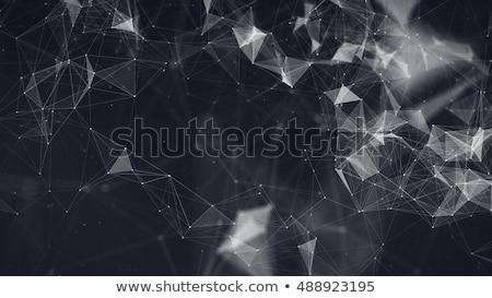 Abstrato universo espaço estrelas natureza luz Foto stock © sahua