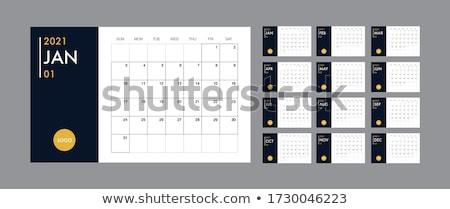 Datebook  Stock photo © alexandkz