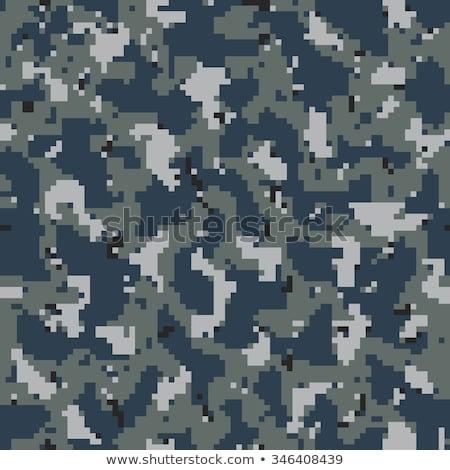 черника моде синий шаблон Сток-фото © lkeskinen