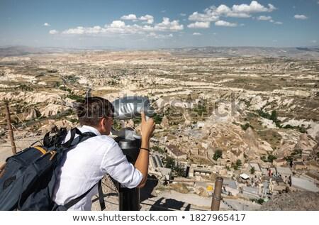 Scenic Viewer Horizontal Stock photo © lisafx