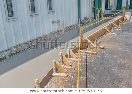 Calçada concreto industrial fundo textura Foto stock © 33ft