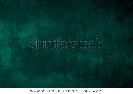 エメラルド グランジ 壁 古い テクスチャ ストックフォト © stevanovicigor