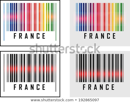 streepjescode · icon · Rood · laser · sensor · balk - stockfoto © istanbul2009