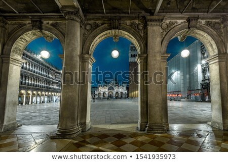 venice at dusk stock photo © joyr