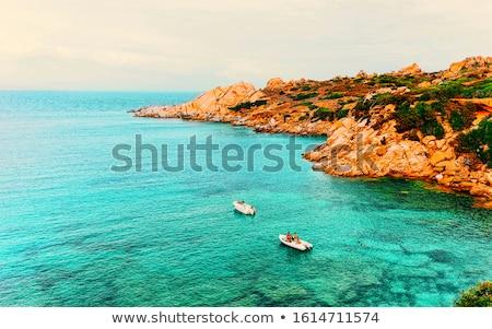 Santa Teresa di Gallura-Sardinia-Italy Stock photo © diego_cervo