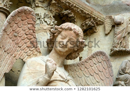 Smiling angel Stock photo © pressmaster