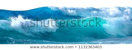 White Sea Stock photo © fanfo