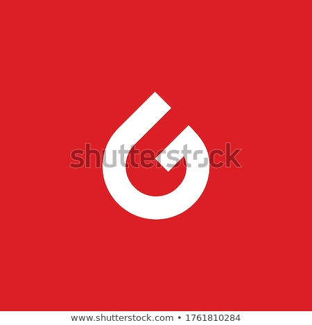 A letter G for gas Stock photo © bluering