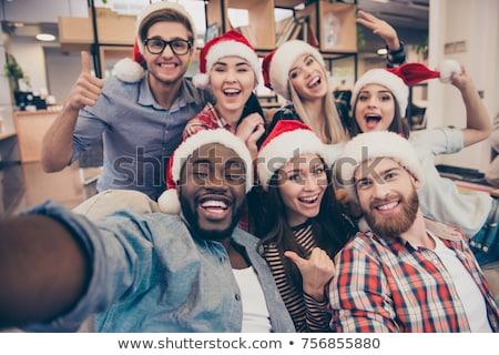 natale · party · segno · Natale · festività · celebrazione - foto d'archivio © dolgachov