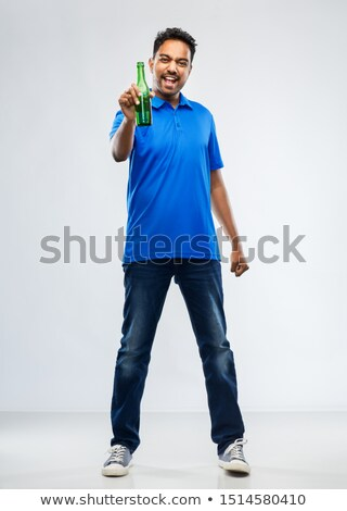 Guys toasting Stock photo © pressmaster