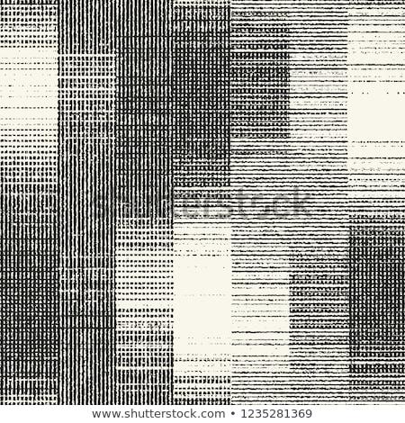 Abstract rumoroso geometrica vettore senza soluzione di continuità Foto d'archivio © samolevsky