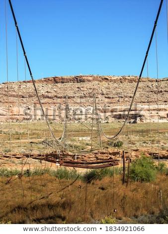 Pont Utah USA Photo stock © phbcz