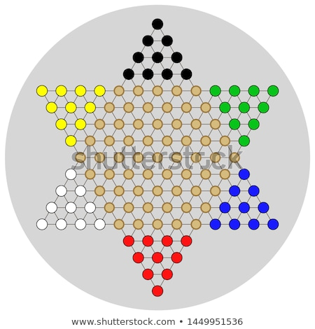 Chinese checkers  Stock photo © kawing921