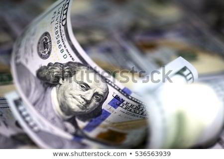 Dolar świetle banku sukces pieniężnych Zdjęcia stock © Andriy-Solovyov