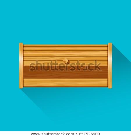 木製 · パン · 孤立した · 白 · 木材 · キッチン - ストックフォト © shutswis