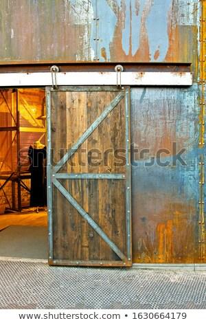 Grunge Slide Stock photo © ArenaCreative