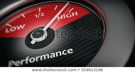 high performance concept stock photo © tashatuvango