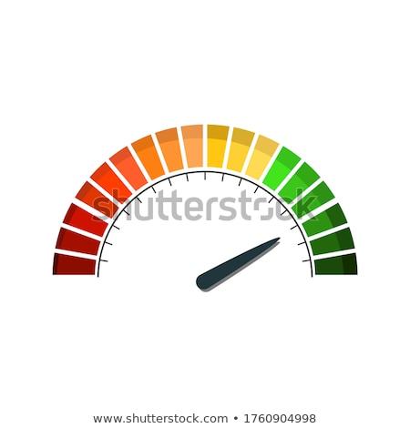 tachometer gauges Stock photo © wime