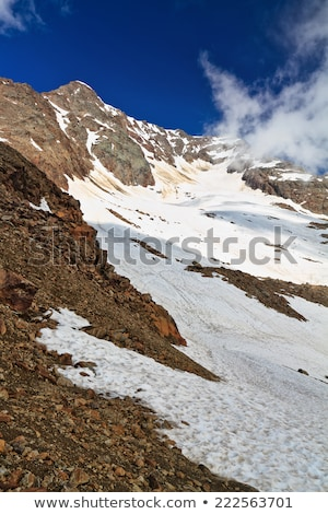 Tavela peak in Stelvio National park Stock photo © Antonio-S