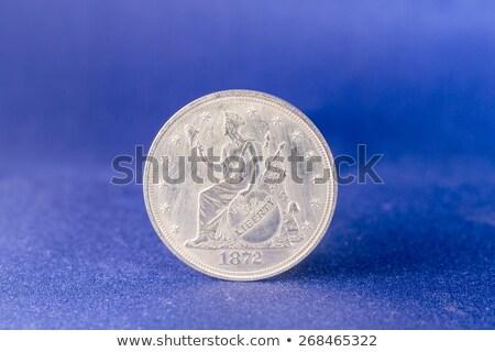 échanges dollar pièce affaires Finance succès Photo stock © Relu1907
