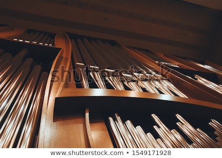 detail of a church Stock photo © alexandrenunes