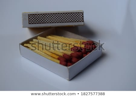 2 March  Safety match Stock photo © Olena