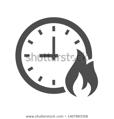burning time stock photo © lightsource