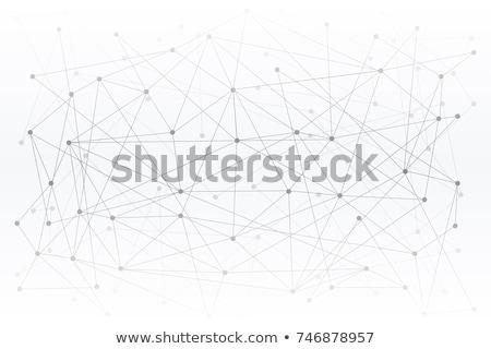 Blockchain background. backdrop for presentations. Block chain t Stock photo © popaukropa