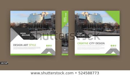 建物 情報 バナー ヘッダ フル サイクル ストックフォト © RAStudio