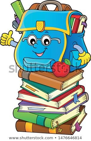 счастливым тема изображение рук стороны книга Сток-фото © clairev