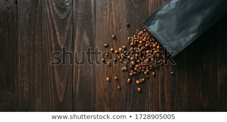 Spill the beans concept. Stock photo © 72soul