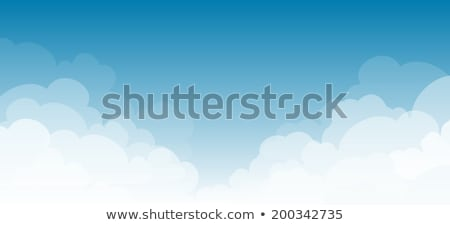 Blue Sky and Clouds #2 Stock photo © Forgiss