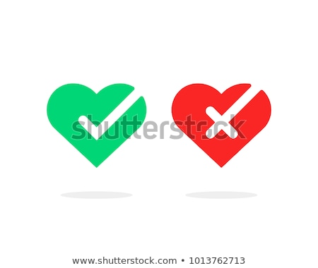 valentines day concept dont love sign stock photo © alexmillos