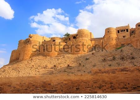 форт холме Индия автомобилей архитектура история Сток-фото © imagedb