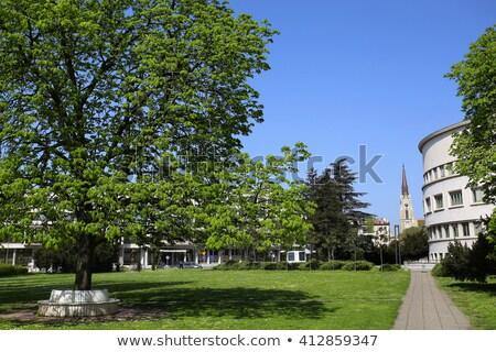 ストックフォト: 宮殿 · 議会 · 建物 · 悲しい · セルビア