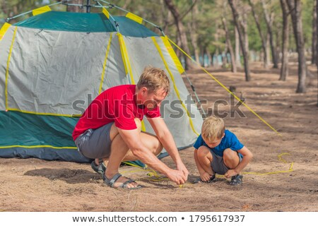 A summer get-away remembrance Stock photo © bluering