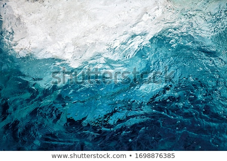 Seawater background Stock photo © simply