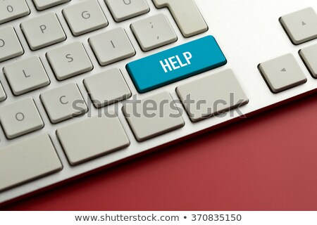 Adventure Services on Keyboard Key Concept. Stock photo © tashatuvango