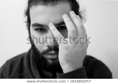 Man gazing Stock photo © IS2