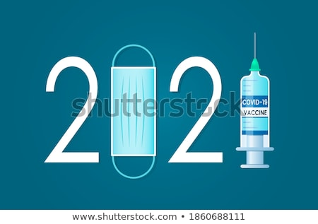 Medication Poster with Text Vector Illustration Stock photo © robuart