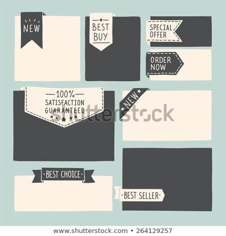 Free sticker hand drawn outline doodle icon. Stock photo © RAStudio