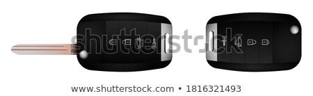 slusszkulcs · távoli · drótnélküli · műanyag · távirányító · háttér - stock fotó © dashadima