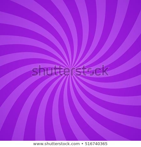 抽象的な 紫色 ズーム 行 日光 デザイン ストックフォト © SArts