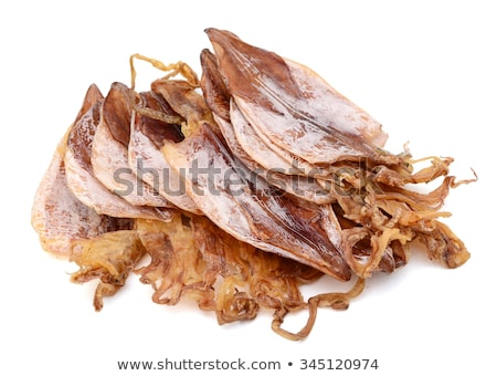 Inktvis net asian markt Thailand vlees Stockfoto © smithore