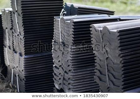 Stacked Shingles Stock photo © rhamm